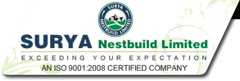 Welcome to Surya Nestbuild Ltd.  A home is where love resides Memories are created, Friends always belong and Laughter never ends….