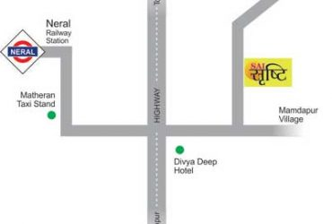 Presenting SAI SHRUSTI at NERAL. An affordable home you have been waiting to own.Here, 1 Room Kitchen & 1 Bedroom flats