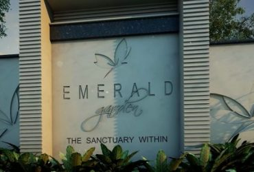 Emerald Garden is a lush green residential township in the heart of Kanpur