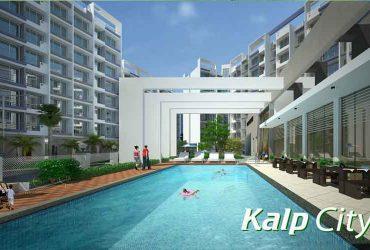 KALP City, a mega township spread over acres of green meadows consisting over 1200 flats
