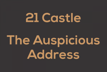 21 Castle – The Auspicious Address (upcoming project)