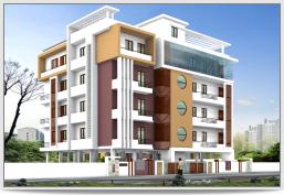 Ishwerya QUARTZ 2 BHK Premium Apartments Sanjaynagar, Bengaluru