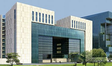 The Anant Raj TechPark at Panchkula is a joint-venture between Monsoon Capital, USA & Anant Raj Group.