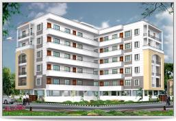 Ishwerya MAY FLOWER 2 & 3 BHK Premium Apartments Davis Road, Bengaluru