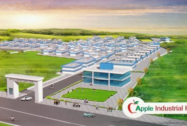 Apple Industrial Hub an Industrial Hub that's beyond a Workspace.