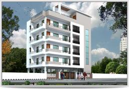 Ishwerya PRIMROSE 2 & 3 BHK Premium Apartments Banaswadi, Bengaluru