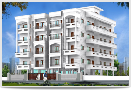 Ishwerya OPAL 2 & 3 BHK Premium Apartments Cox Town, Bengaluru