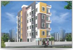 Ishwerya CORAL 2 BHK Premium Apartments Osborne Road, Bengaluru