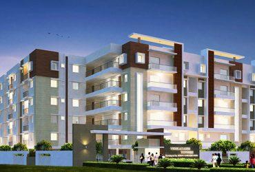 Akruthi's Venkatadri Towers – Overview 2 & 3 BHK HMDA Gated Community project