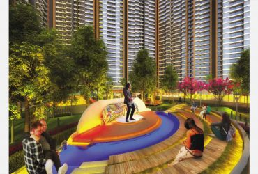 Aspire an Organic World to Live in  16 Acre Gated Community Development8 Magnificent Towers of 40 Storeys each2 Acres of Designer landscape