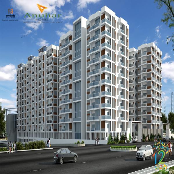 RAMI REDDY TOWERS – Alkapur township, Hyderabad