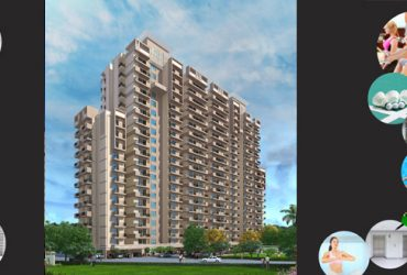 ROYAL TOWER in Kings Garden with premium service apartments, 4 BHK Luxurious apartments